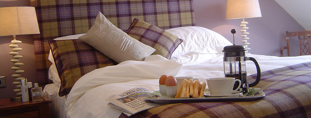 stables breakfast in bed