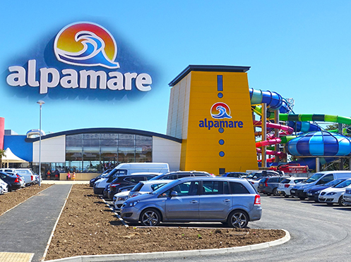 Alpamare Water Park, Scarborough