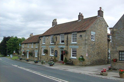 The Grapes, Ebberston