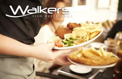Walkers Fish Restaurant, East Ayton