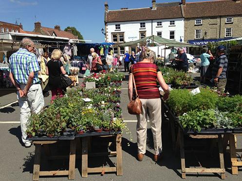 Helmsley Market Town