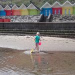Summer days at North Bay Scarborough